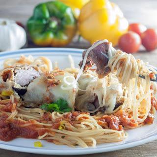 Venison Loin Parmigiana Recipe