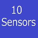 10 Sensors  (barometer etc.) icon