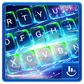 Keyboard Theme For Stephen Hawking and Science