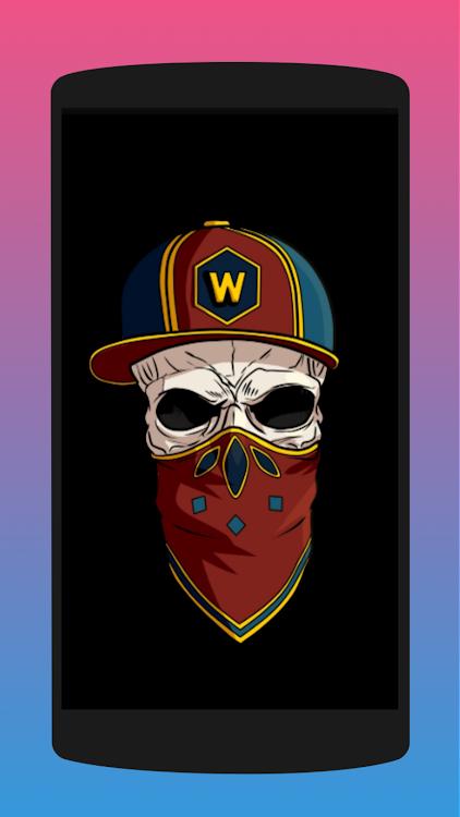 Skull Wallpaper Hd 4k Android Apps Appagg