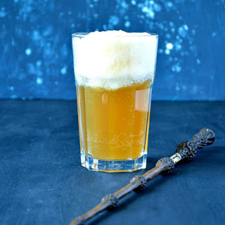 5-Ingredient Non-Alcoholic Butterbeer Recipe