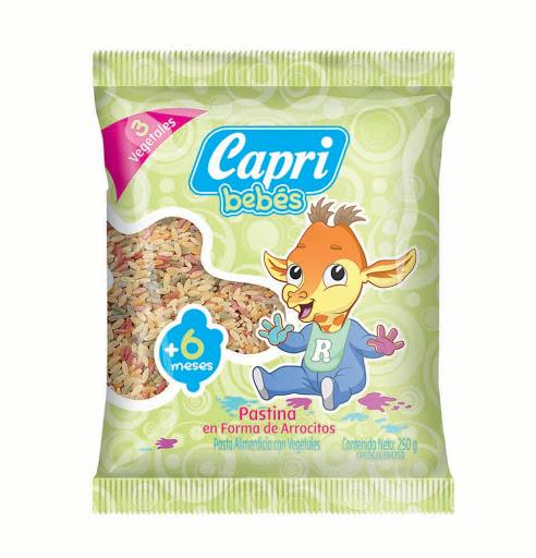 pasta capri pastina arrocitos 250gr