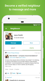 Neighbourly- screenshot thumbnail