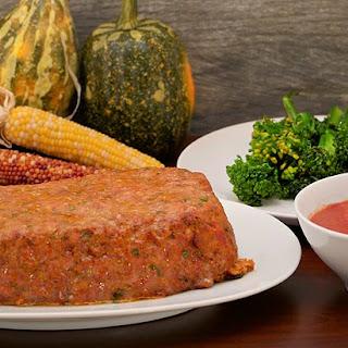 Italian American Meatloaf