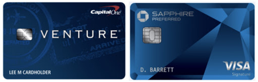 Should I Sign Up for Capital One Venture or Chase Sapphire Preferred?