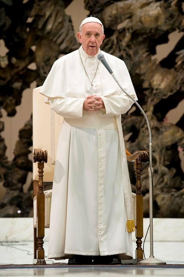 """TIẾP KIẾN CHUNG: Đức Thánh Cha Phanxico nói: Niềm Hy vọng của người Ki-tô hữu là """"Sự Chờ Đợi Phục Sinh."""""""