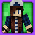 Cool girl Skins for Minecraft icon