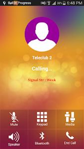 Teleclub screenshot 5