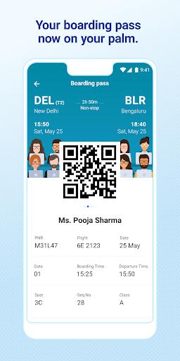 IndiGo-Flight Ticket Booking App 5.0.56 Screenshots 5