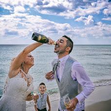Fotografo di matrimoni Alessandro Spagnolo (fotospagnolonovo). Foto del 08.11.2017