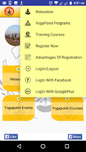 Yoga Point App Download For Android 6