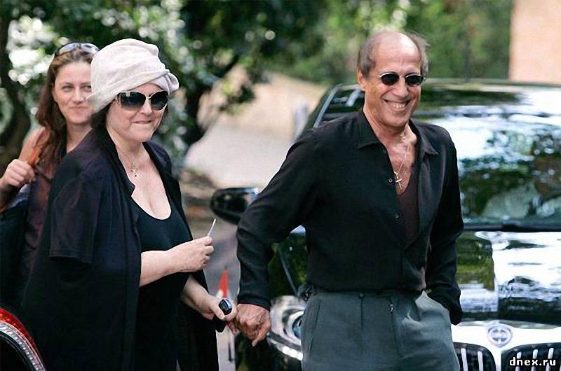 Adriano Celentano and Claudia Mori 4
