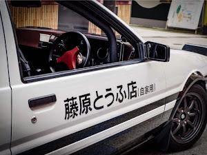 スプリンタートレノ AE86 AE86 GT-APEX 58年式のカスタム事例画像 lemoned_ae86さんの2020年07月16日11:36の投稿