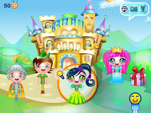 Fairy Tale Princess Math Game
