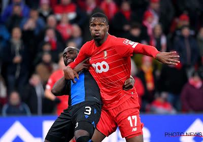 Le Standard prend un bon point face au Club de Bruges