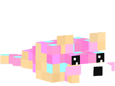 Cute_Pink_Cupcake_Silverfish_in_Mouse_Form.