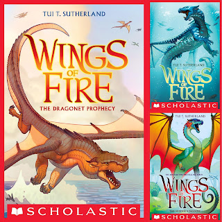 Wings Of Fire Book Two The Lost Heir By Tui T Sutherland
