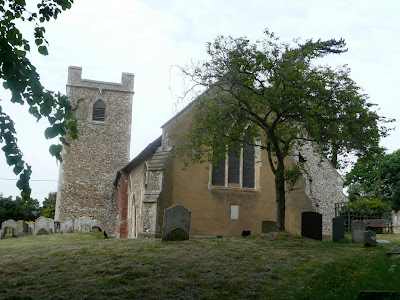 All Saints Church, Little Bealings