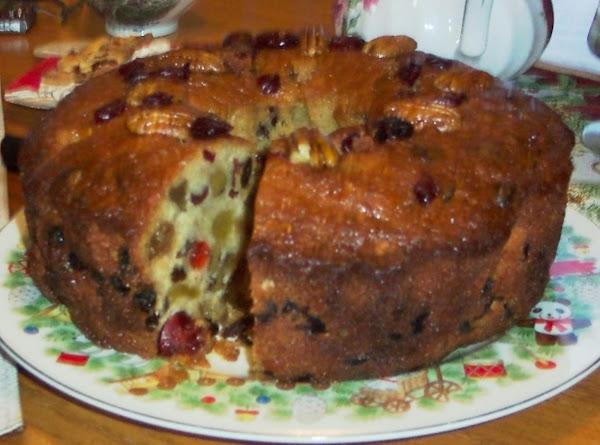 14k Golden Fruitcake -4/ellie, My Original Recipe