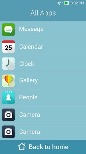 ASUS Easy Mode (ZenFone & Pad) screenshot 3