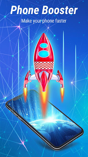 Speed Booster - Phone Boost & Junk, Cache Cleaner 1.30.0 screenshots 1