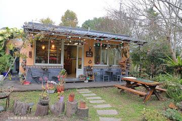 望鄉 嵐卡 咖啡屋
