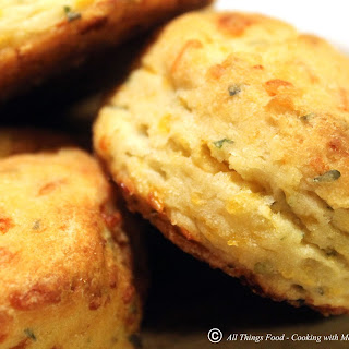 Jackie Garvin's Garlic Cheese Biscuits