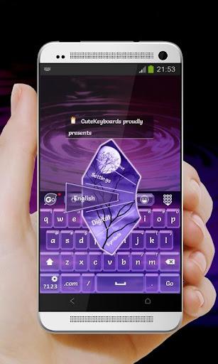 夜の夢 GO Keyboard