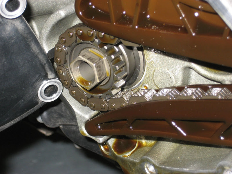 Add Cam Chain Failure to the '08 K12S - I-BMW.com