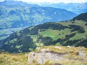 Photo: Blick Richtung  Domleschg