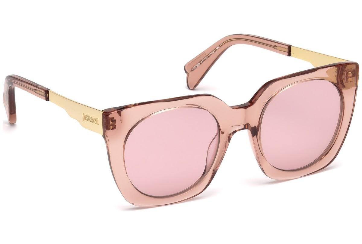 Just Cavalli JC753S C51 72Y (shiny pink / violet) Sonnenbrillen nL7yGSBcF