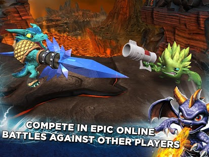 Skylanders Battlecast- screenshot thumbnail