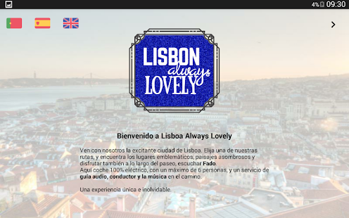 TourApp - Lisboa Always Lovely- screenshot thumbnail