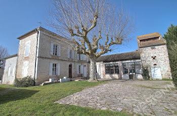 maison à Saint-Hilaire-de-Lusignan (47)