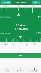 Diabetes Risk screenshot 2
