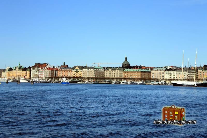 moverse por Estocolmo