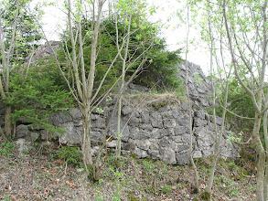 Photo: 13.I wyłania się Zamek Liptowski (Sielnicki), który jest najwyżej położonym zamkiem na terenie Słowacji. Pierwsza wzmianka o zamku pochodzi z roku 1262. Zburzony został w 1474 roku.
