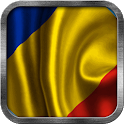 Romanian Flag Live Wallpaper icon