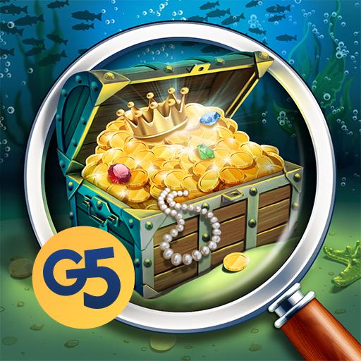 The Hidden Treasures: アイテム探し&パズルゲーム