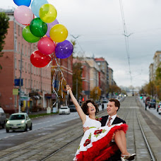 Wedding photographer Evgeniy Sergeev (hatemonday). Photo of 15.10.2013