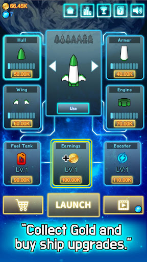 Go Space - Space ship builder  {cheat|hack|gameplay|apk mod|resources generator} 4