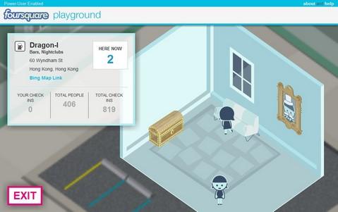 Foursquare Playground