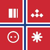 Logo Quiz Norge Mod