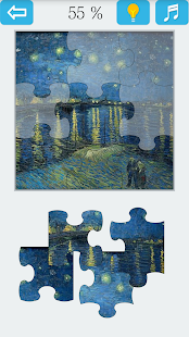 Jigsaw Puzzle VIP: Painting - náhled