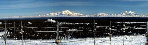 instalaciones HAARP en Alaska