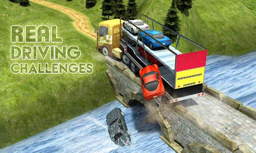 Big Euro Truck Parking Legend: Truck Parking Games 1.8 screenshots 2