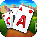 Solitaire Grand Harvest - Free Solitaire Tripeaks icon
