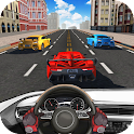 Racing In Car Driving icon