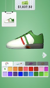 Sneaker Art MOD APK Latest Version [Unlimited Sneaker + No Ads] 2