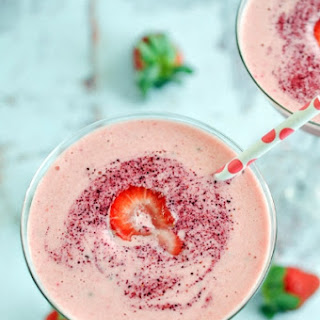 Mother's Day Berry Beet Smoothtinis